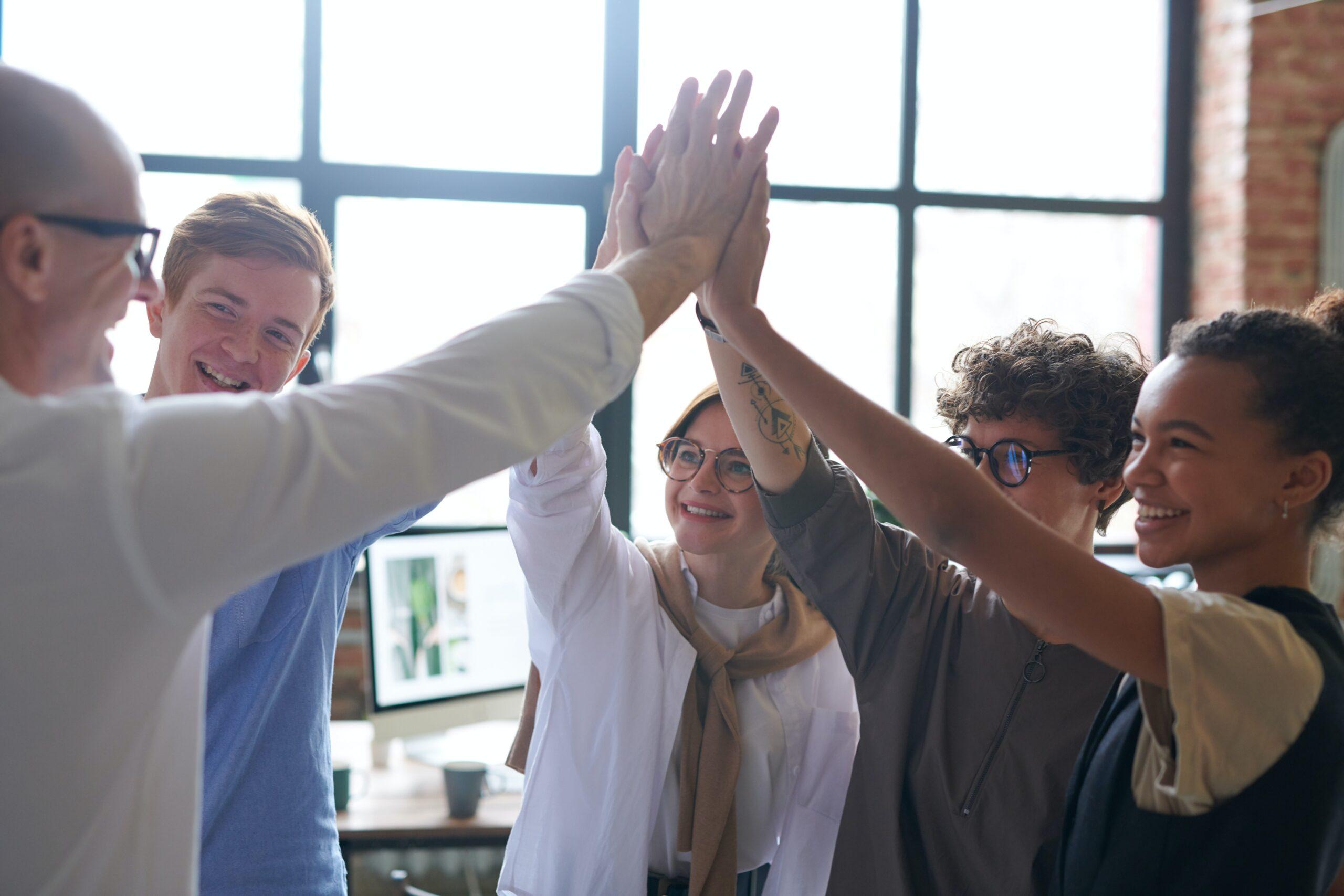 teamudvikling og samarbejde